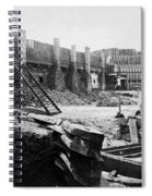 Civil War: Fort Sumter Spiral Notebook