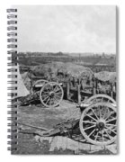 Civil War: Fortifications Spiral Notebook