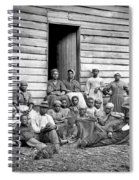 Civil War: Freed Slaves Spiral Notebook