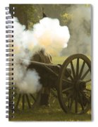 Civil War Spiral Notebook