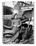 Civil War: Powder Monkey Spiral Notebook