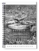 Civil War Reconstruction Spiral Notebook