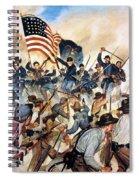 Civil War: Vicksburg, 1863 Spiral Notebook