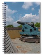 Civl War Reaper Spiral Notebook