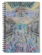 Claiming Of The Soul Spiral Notebook