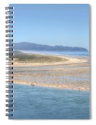 Clam Digging Morning 0200 Spiral Notebook