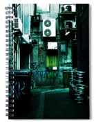 Clandestine Spiral Notebook