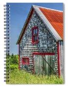 Clapboard House Spiral Notebook