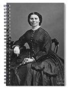 Clara Barton (1821-1912) Spiral Notebook