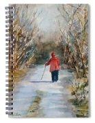Clare's Lane Spiral Notebook