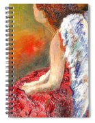 Clarity Of Thought Spiral Notebook