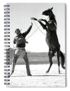Clark Gable, The Misfits Spiral Notebook