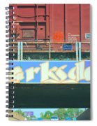 Clarksdale Overpass Spiral Notebook