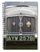 Classic Cars - Rover 110  Spiral Notebook