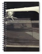 Classic Car 3 Spiral Notebook
