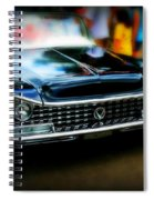 Classic Car Spiral Notebook