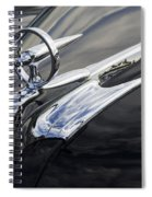 Classic Cars Beauty Of Design 20 Spiral Notebook