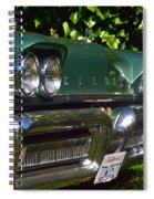 Classic Chrome Spiral Notebook