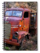 Classic Delivory Spiral Notebook