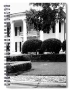 Classic In Black And White Spiral Notebook