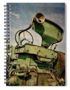 Classic John Deere 3.0 Spiral Notebook