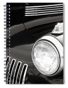 Classic Lines Spiral Notebook
