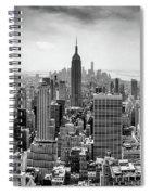 Classic New York  Spiral Notebook