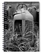 Classic Oliver Spiral Notebook