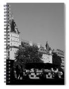 Classic Paris 12b Spiral Notebook
