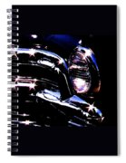 Classic Sparkle Spiral Notebook