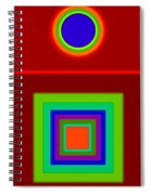 Classic Terracota Spiral Notebook