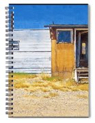 Classic Trailer Spiral Notebook