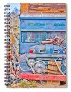 Classic Ward Colorado Boulder County Spiral Notebook