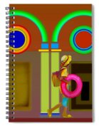 Classical Conundrun Spiral Notebook