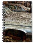 Classical Gas 7 Spiral Notebook