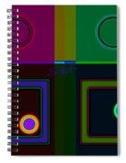 Classical Hop Spiral Notebook