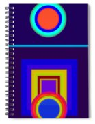 Classical Night Spiral Notebook