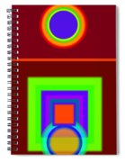 Classical Snack Spiral Notebook