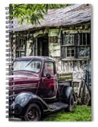 Classically Country Spiral Notebook