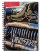 Classics Of Havana Spiral Notebook