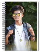 Classy Pic Spiral Notebook