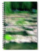 Claude Monets Water Garden Giverny 1 Spiral Notebook