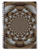 Clawing Out Spiral Notebook