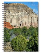 Claystone - Sandstone - Kodachrome Basin Spiral Notebook