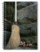 Clean Sweep Spiral Notebook