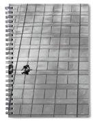 Clean Windows #2 Spiral Notebook