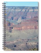 Clear Day At The South Rim Spiral Notebook