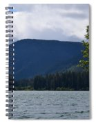 Clear Lake View Spiral Notebook
