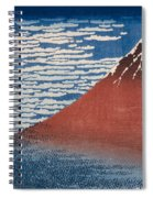 Clear Morning Spiral Notebook