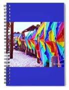 Clearwater Beach Pier 60 Spiral Notebook